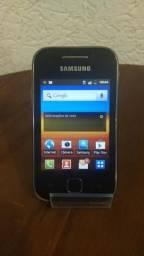 Samsung Galaxy Y - 2 Chips - Celular somente para ligações