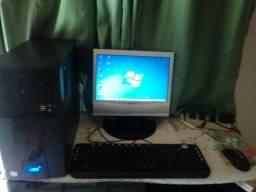 Computador completo entrego