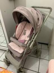 Carrinho de Bebê Galzerano Maranello 8 rodas