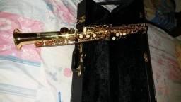 Saxofone soprano eagle
