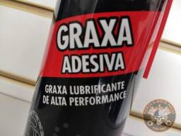 Graxa Adesiva para corrente de Moto Spray Brandy 300ml