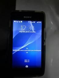 Vendo celular Sony Ericsson ótimo