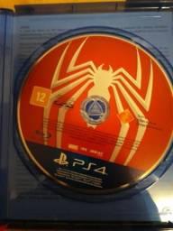 Spider-Man PS4 dublado, como novo