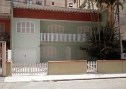 Casa 5 quartos com ar quadra da praia - Meia Praia