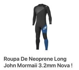 Long John mormaii 3.2mm