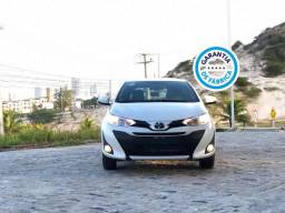 TOYOTA YARIS 2019/2019 1.3 16V FLEX XL PLUS TECH MULTIDRIVE - 2019