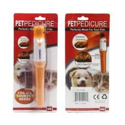 Lixador Aparador Unhas Elétrico Para Cães E Gatos Sem Dor
