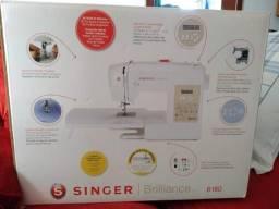 Maquina De Costura Singer Brilliance 6180 na caixa nunca usada