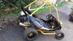 Buguy fapinha top motor cg 125 com marchas e partida wats *