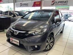 HONDA FIT 2016/2017 1.5 EXL 16V FLEX 4P AUTOMÁTICO - 2017