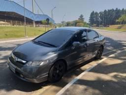 New Civic Automático, Couro Perfeito. Revisado, pneus e amortecedores novos, raridade - 2007