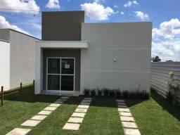 Casa de 2/4 com Suíte - Desconto de 12 mil - Av Ayrton Sena - Papagaio