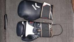 Luvas de boxe e muay thai bg500 carbon - 16 oz