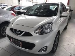 Nissan March Modelo Novo 1.0 SV 2015 Completo - 2015