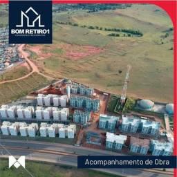 Vendo apartamento minha casa minha vida no novo Horizonte 65 mil mais parcelas