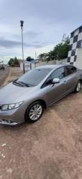 Honda Civic 1.8 Lxl - 2013