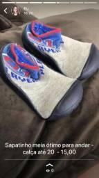 Desapegos sapatinhos masculino