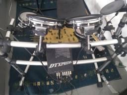 Usado, Bateria eletrônica Staff Drum VWS9 comprar usado  Rolândia