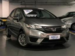 Honda New Fit 1.5 Automático Gnv 5º Completão Multimídia Impecável IPVA 2020 Vistoriado - 2015