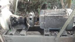 Sistema irrigação motor bomba vários itens