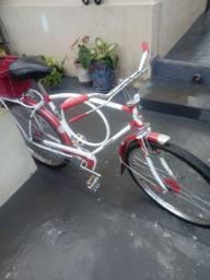 Bicicleta Monark antiga, raridade