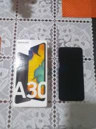 Vendo Samsung A30 preto