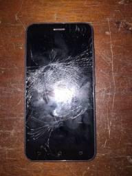 Zenfone quebrado