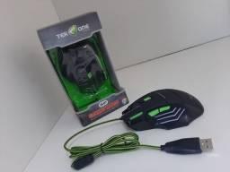 Mouse Gamer Tek one e Mouse Gamer MG-11