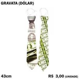 Gravata Dólar