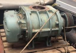 Soprador, compressor e bomba de vácuo tipo Roots e Bomba de Anel líquido