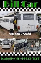 Kombi para peças