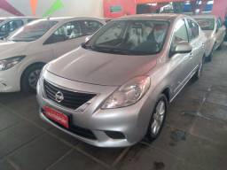 Nissan Versa 1.6 2012
