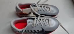 Chuteira Nike infantil Neymar jr