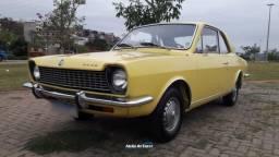 Corcel Luxo 1975 Amarelo Pierrot -Premiado em 4 Eventos - Ateliê do Carro