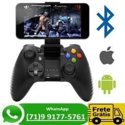 Controle Bluetooth Joystick Android Gamepad Para Celular Smartphone (NOVO)