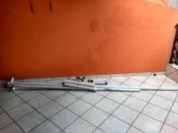 Tubo de PVC 50mm
