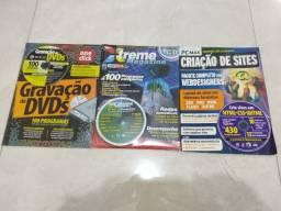 3 Revistar digitais com aplicativos e programas