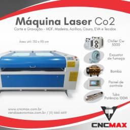 Máquina Laser CO2 130x100 cm 100W