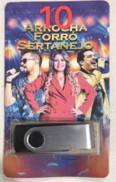 Pen Drive Musical - Sertanejo Universitário 2020
