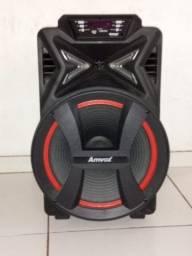 Caixa de som Amvox Aca 501