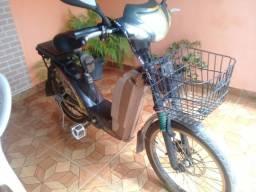 Bike elétrica Honda 350w, 48v. Tudo funcionando
