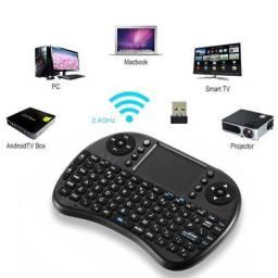 Mini teclado led wireless