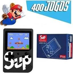 Mini Game Sup 400 in 1 (Jogos Nintendo) Com cabo AV