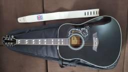 Vendo violão Michael VM925DT