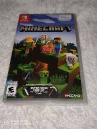 Jogo Minecraft Nitendo Switch original