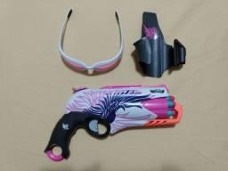 Pistola Nerf Rebelle - Sweet Revenge - Hasbro<br><br>