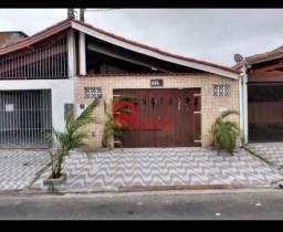 Casa à venda com 2 dormitórios em Tupi, Praia grande cod:1633