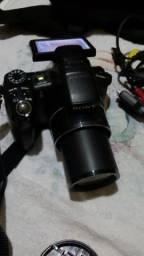 Vendo Sony DSC-HX1 Cyber Shot 20x zoom Óptico