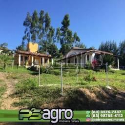 Chácara com 5 dormitórios à venda, 7300 m² por R$ 490.000 - Conde/PB