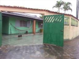 Casa à venda com 3 dormitórios em Balneário jussara, Mongaguá cod:299901